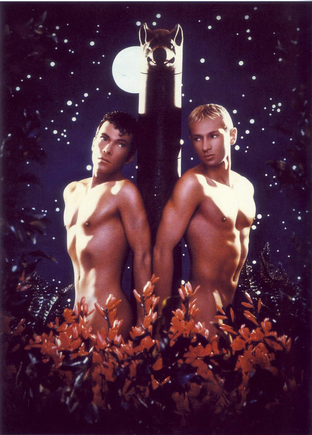 Pierre and Gilles (Self Portrait)