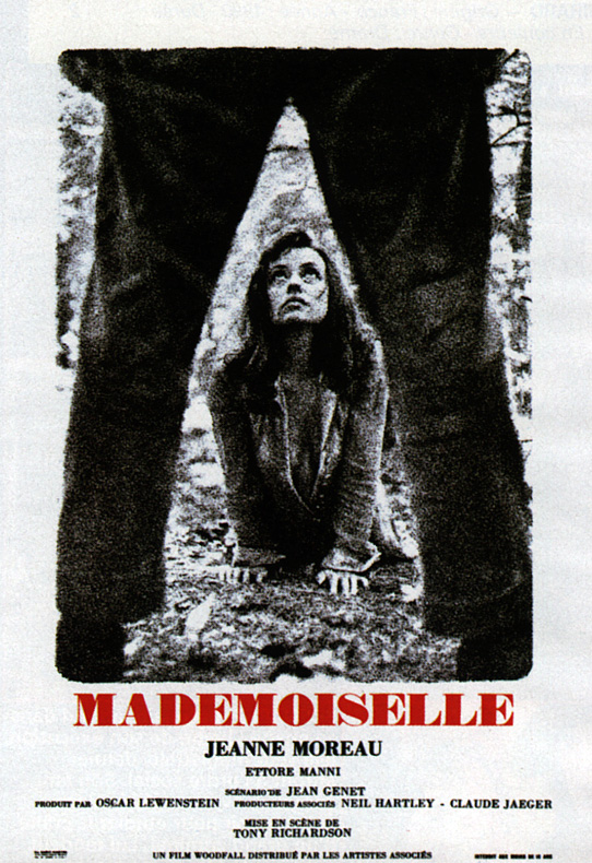 Poster of Mademoiselle