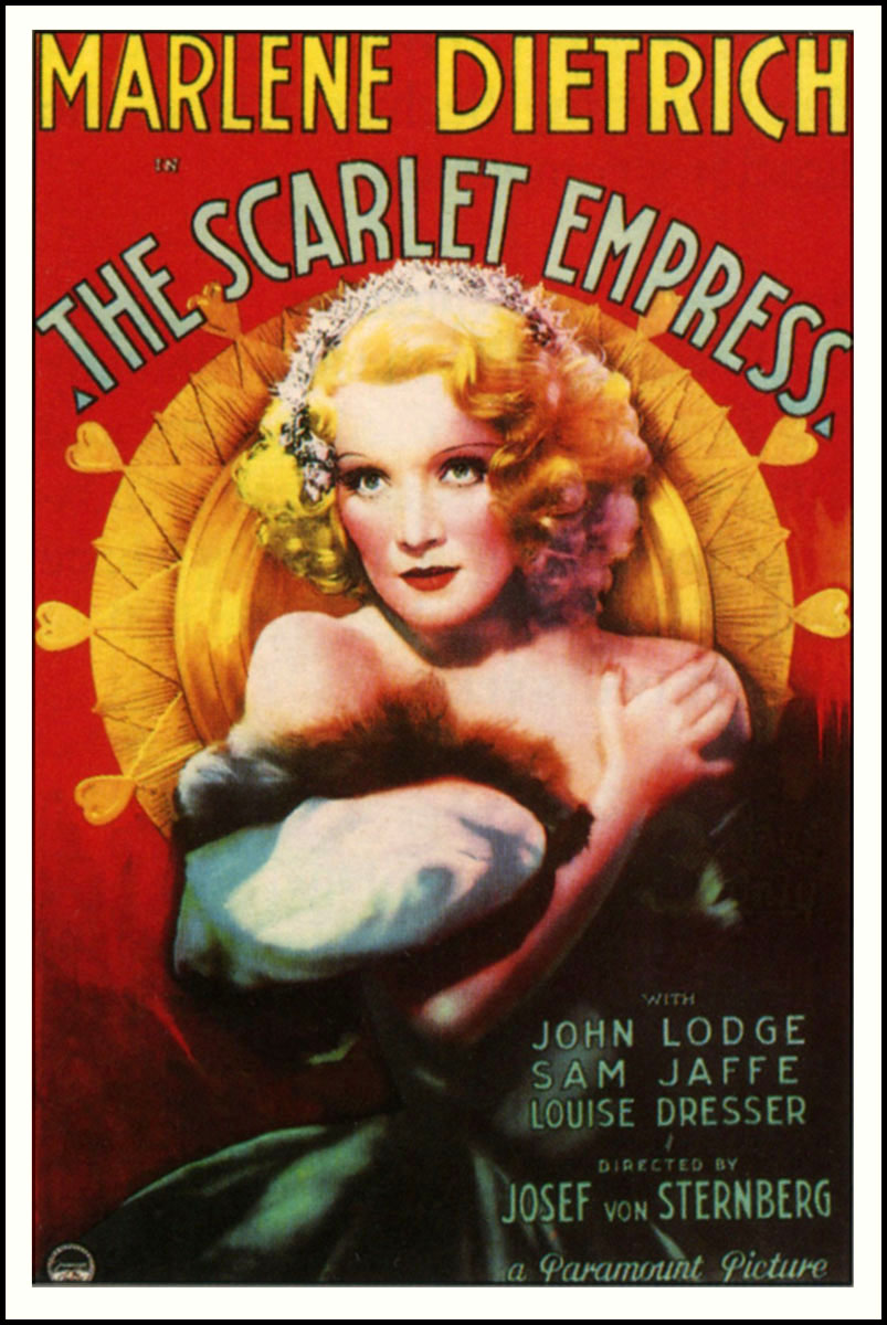 Poster of The Scarlet Express