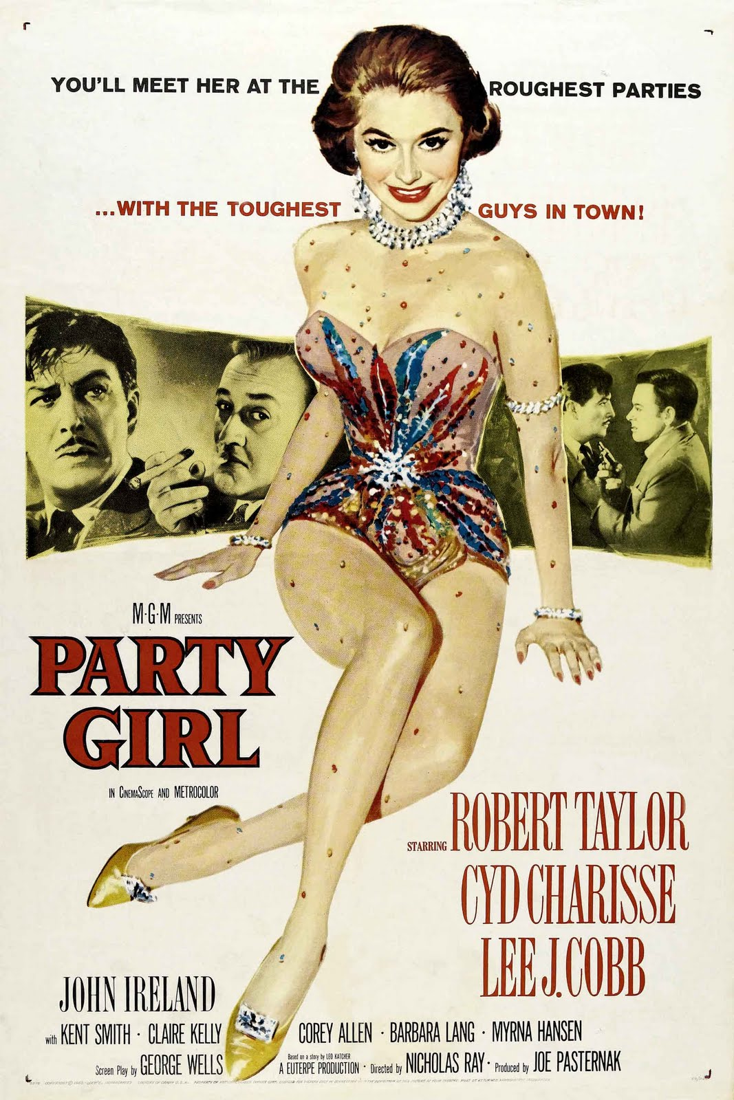 Poster of Party Girl