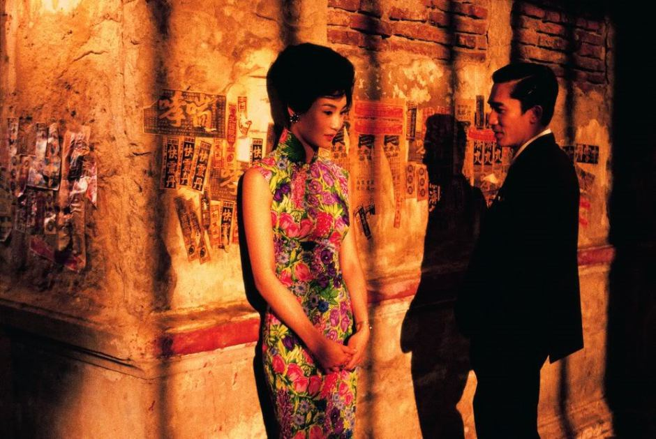 A still from In The Mood For Love