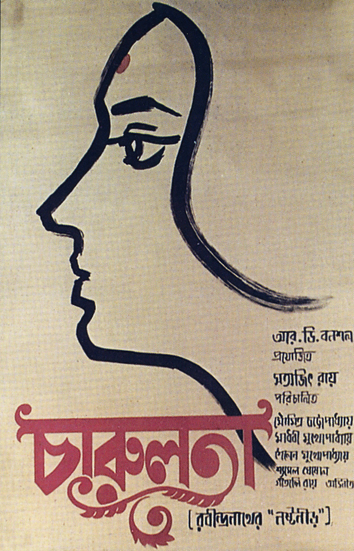 Poster of Charulata