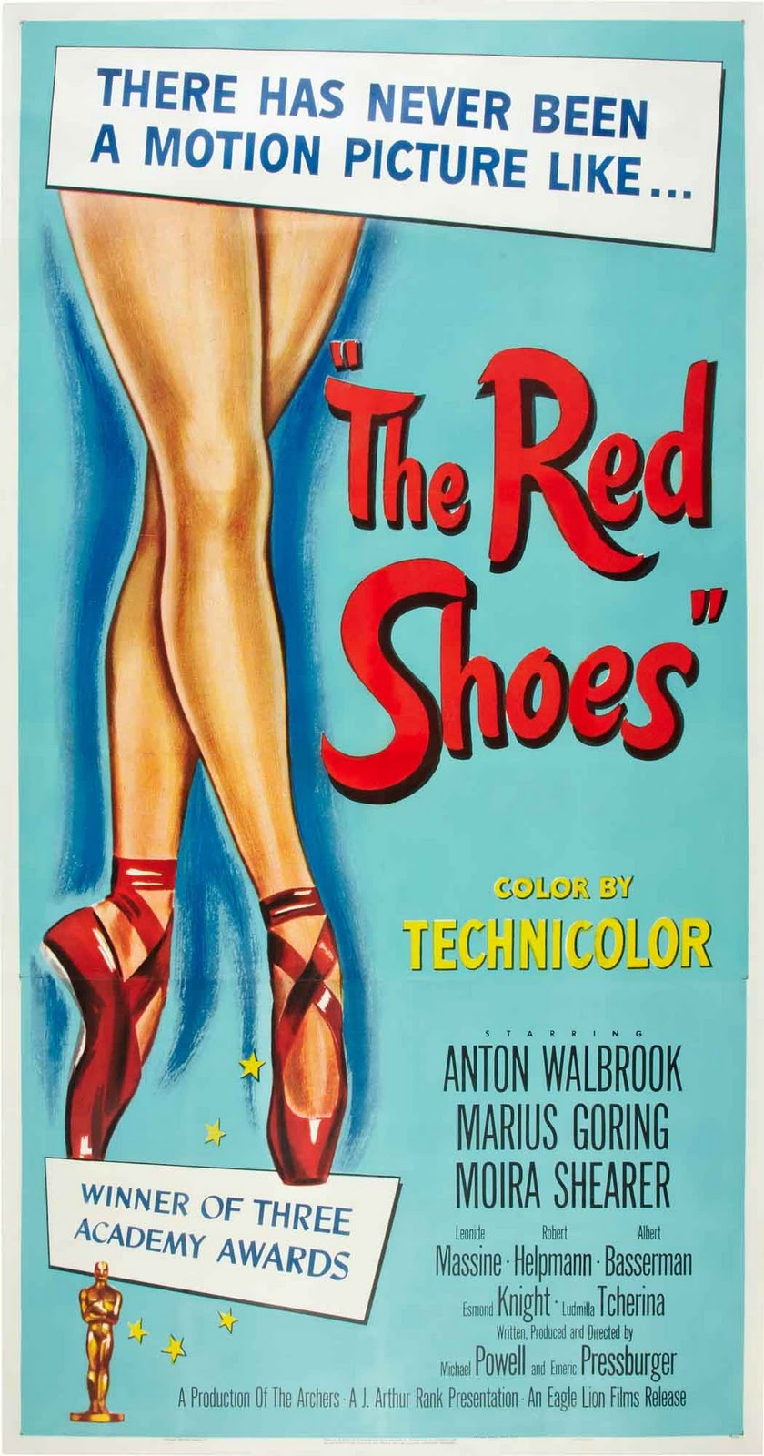 Poster of The Red Shoes