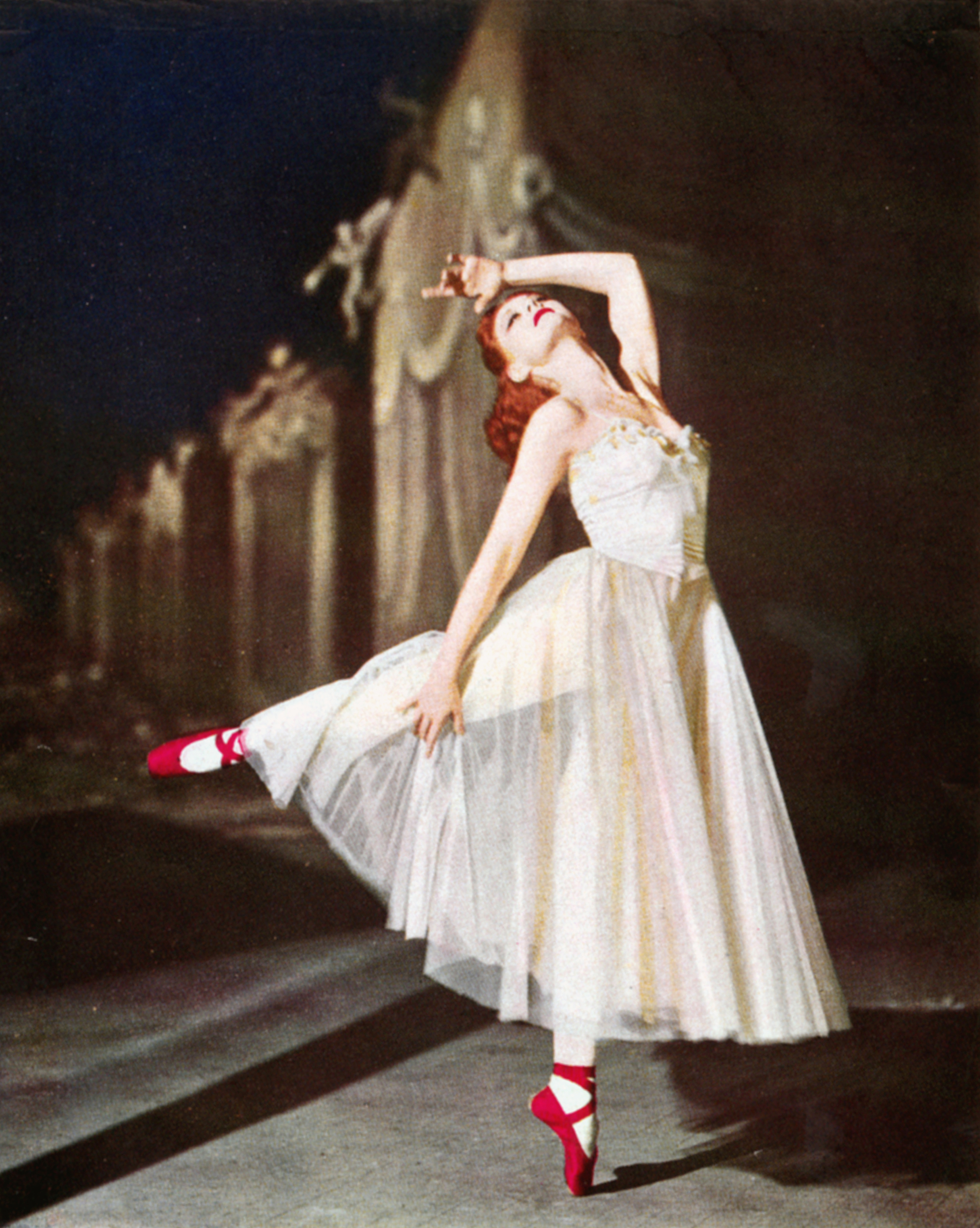 A still from The Red Shoes