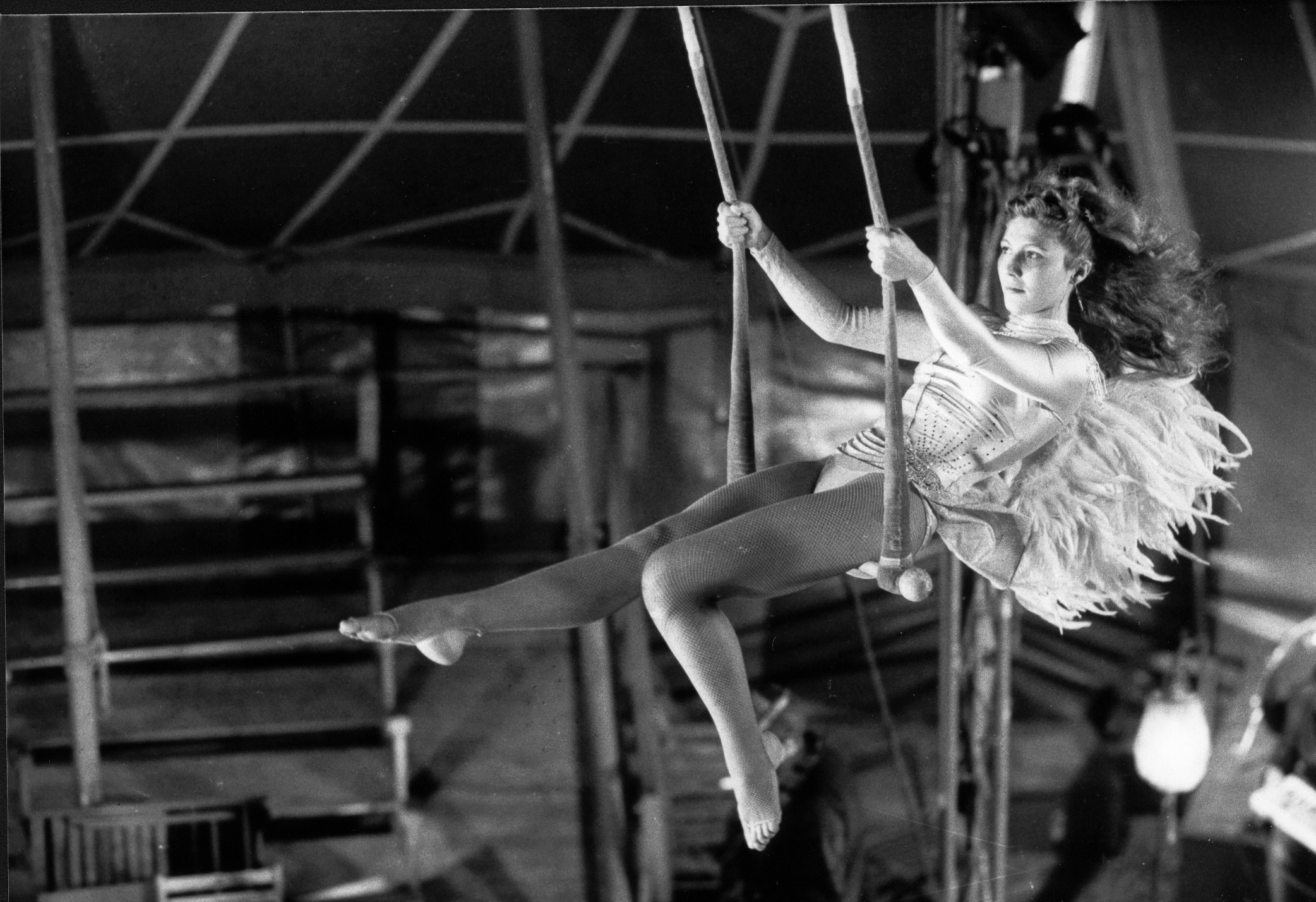 A still from Wings Of Desire