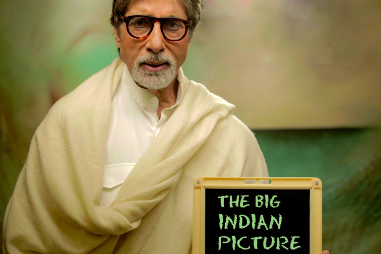 Amitabh Bachchan – TBIP Tête-à-Tête